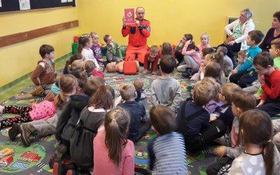 Mały ratownik – zajęcia dla przedszkolaków
