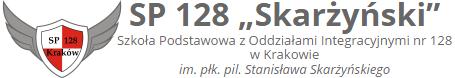 """Szkoła Podstawowa z Oddziałami Integracyjnymi nr 128 w Krakowie - SP 128 """"Skarżyński"""""""