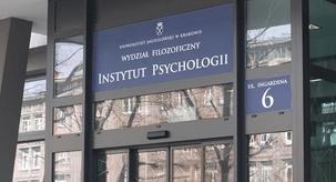 Z wizytą w Instytucie Psychologii Uniwersytetu Jagiellońskiego