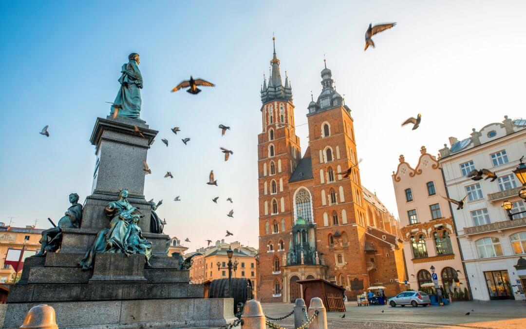 "Konkurs ""Kraków moje miasto"""