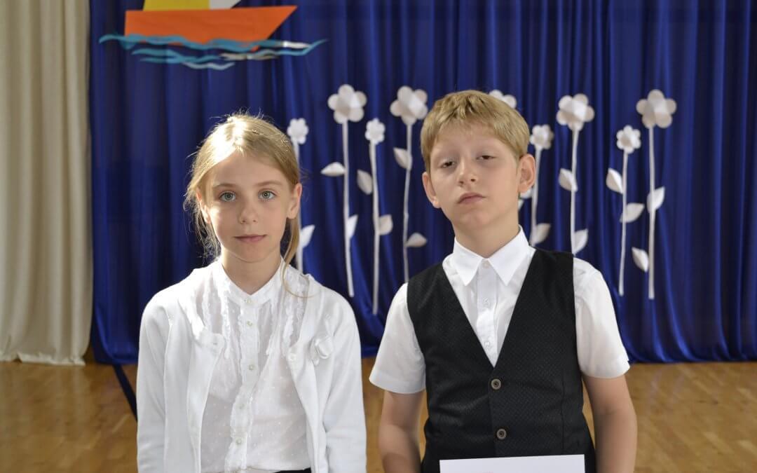 Zakończenie roku szkolnego- szkoła podstawowa
