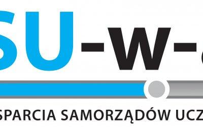 """#SU-w-ak (""""Samorząd Uczniowski w Akcji"""")"""