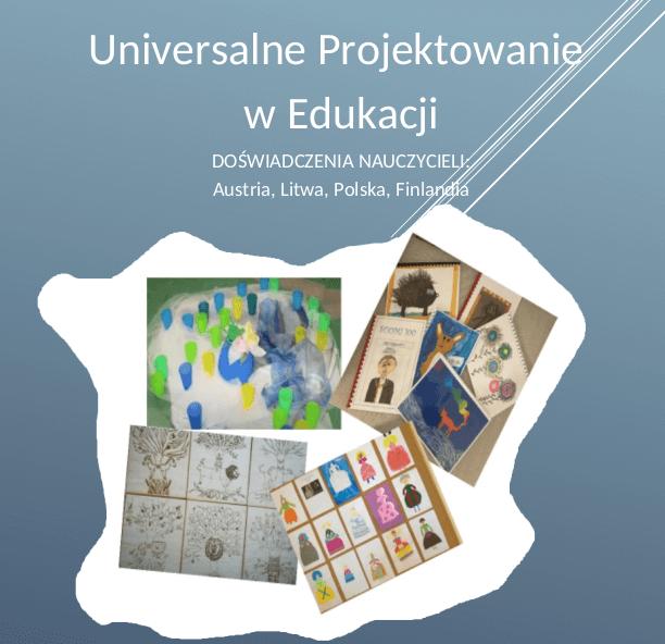 """Strategia UDL – """"Uniwersalne Projektowanie w Edukacji"""" w naszej szkole"""